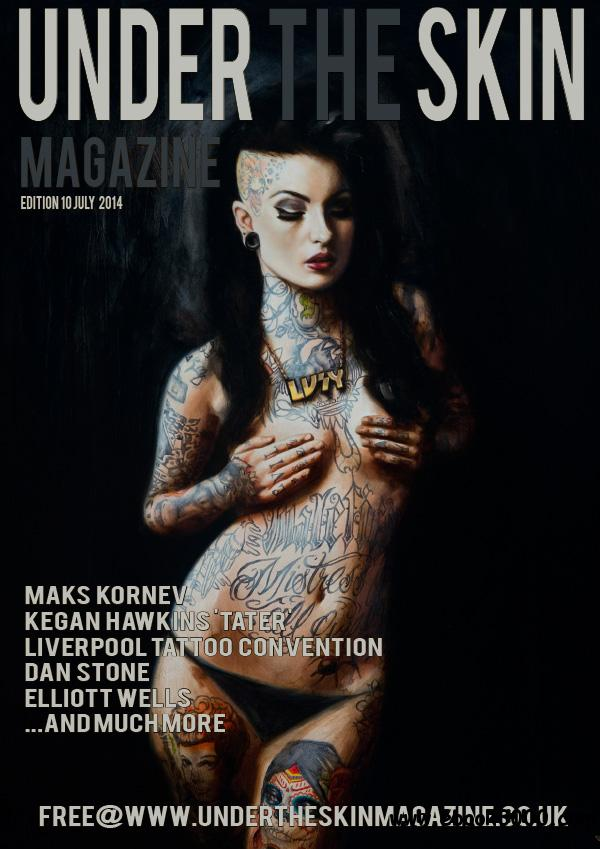 Under the Skin Tattoo - July 2014 free download