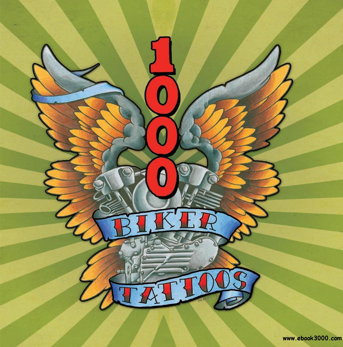 1000 Biker Tattoos free download