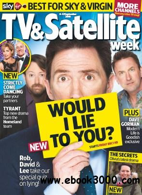 TV & Satellite Week - 6 September 2014 free download