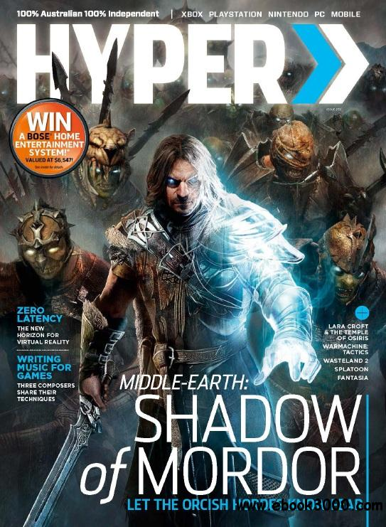 Hyper - Issue 252 2014 free download