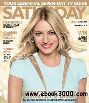 Saturday (Daily Express) - 6 September 2014 free download