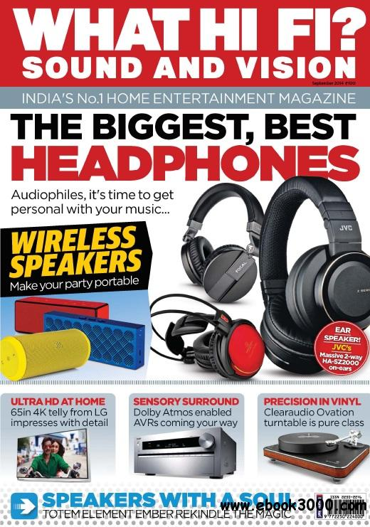 What Hi-Fi - September 2014 free download