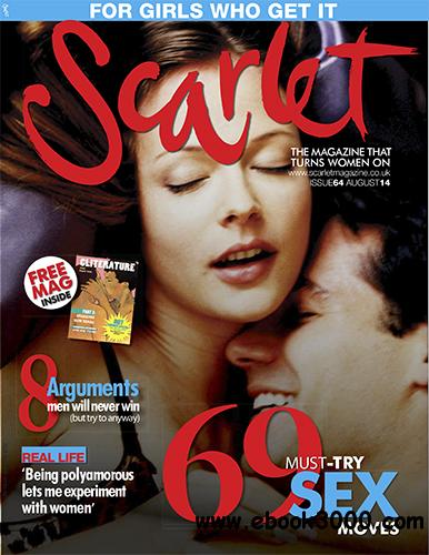 Scarlet Magazine - August 2014 free download
