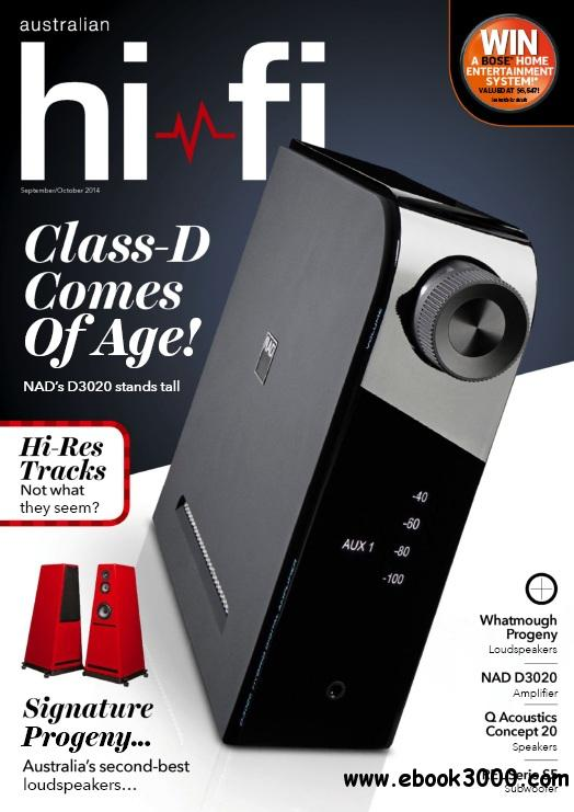 Australian HiFi - September 2014 download dree