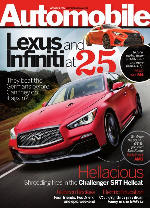 Automobile - October 2014 free download