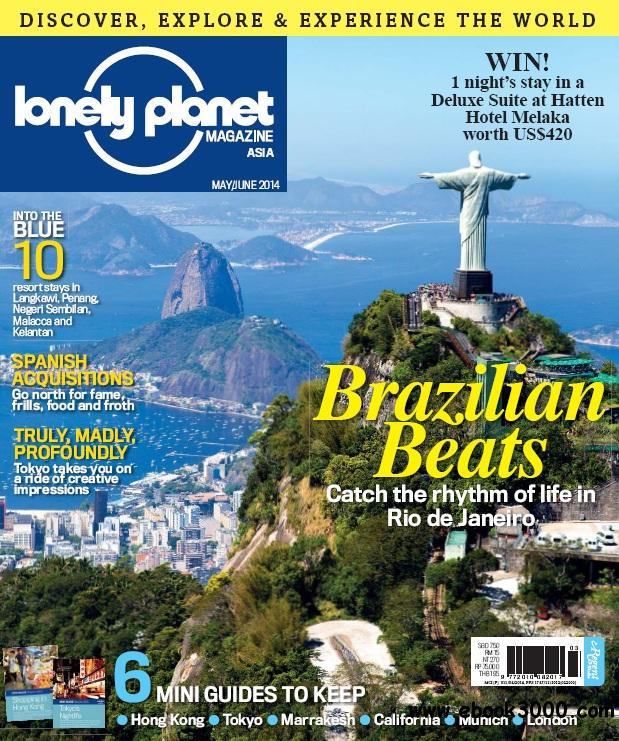 Lonely Planet Asia - May-Jun 2014 free download
