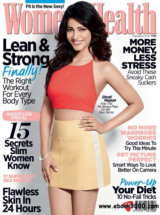 Women's Health India - September 2014 free download