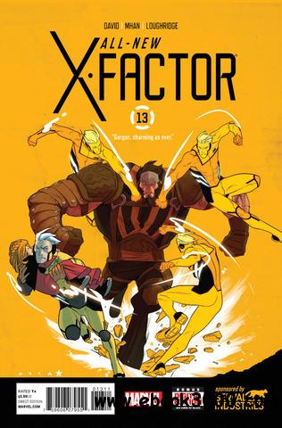All-New X-factor 013 (2014) free download