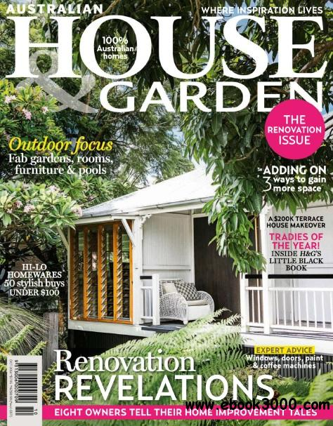 Australian House & Garden - October 2014 free download