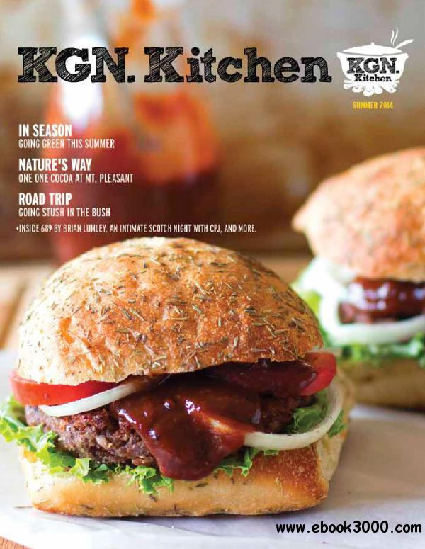 Kingston Kitchen - Summer 2014 free download