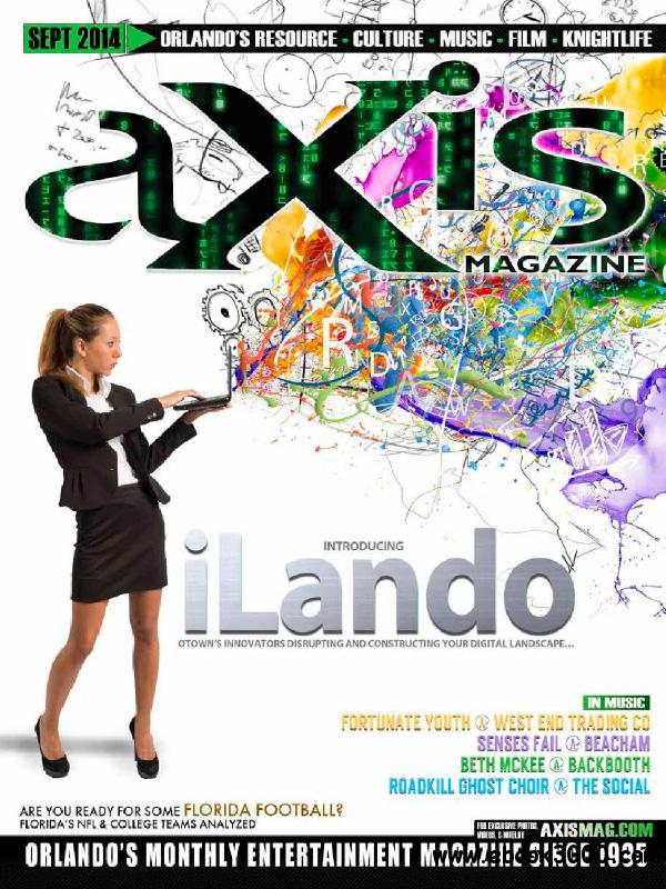aXis - September 2014 free download