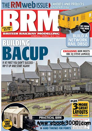 British Railway Modelling - October 2014 free download
