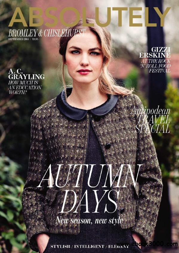 Absolutely Bromley and Chislehurst - September 2014 free download