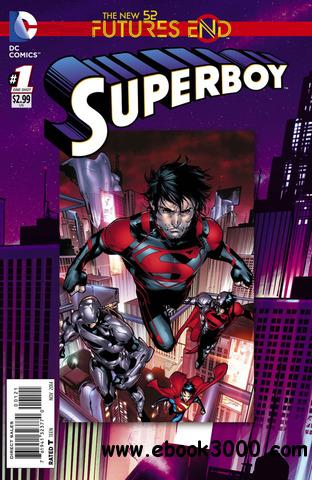 Superboy v5 - Futures End 001 (2014) free download