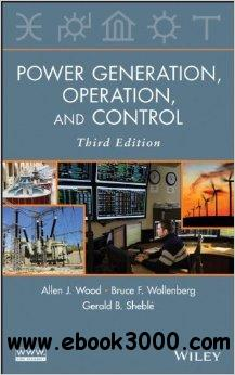 Power Generation, Operation and Control (3rd Edition) free download