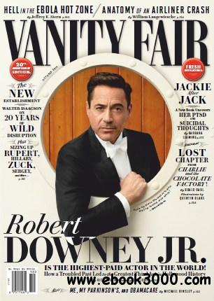 Vanity Fair USA - October 2014 free download