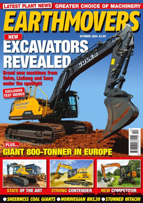 Earthmovers - October 2014 free download