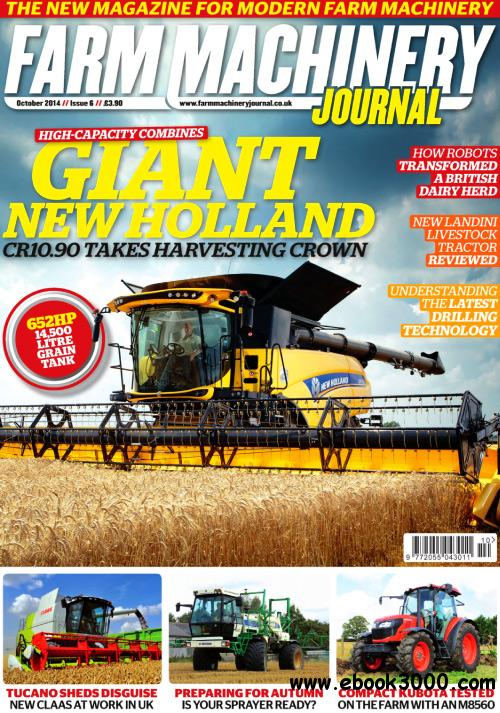 Farm Machinery - October 2014 free download