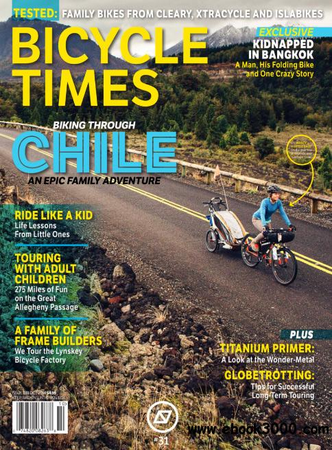 Bicycle Times - Issue 31, 2014 free download