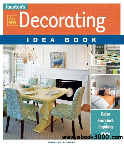 All New Decorating Idea Book free download