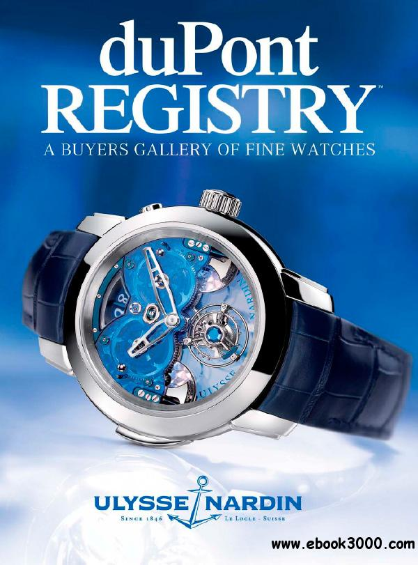 duPont REGISTRY Watches 2014 free download
