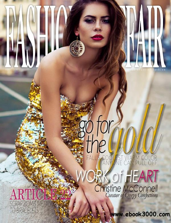 Fashion Affair - August 2014 free download