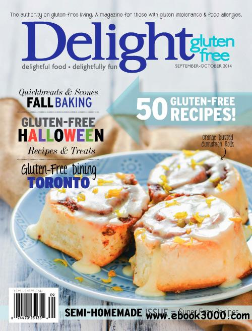 Delight Gluten Free - September/October 2014 free download