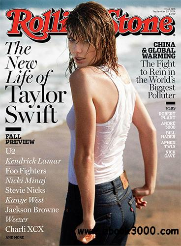 Rolling Stone USA - 25 September 2014 free download