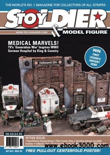 Toy Soldier & Model Figure - Issue 194 (July 2014) free download