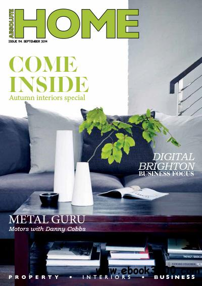 Absolute Home - September 2014 free download