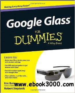 Google Glass For Dummies free download