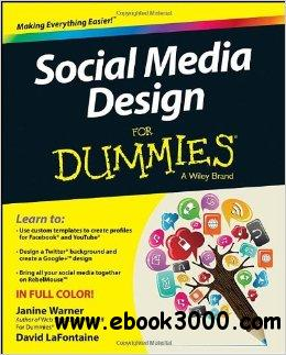 Social Media Design For Dummies free download