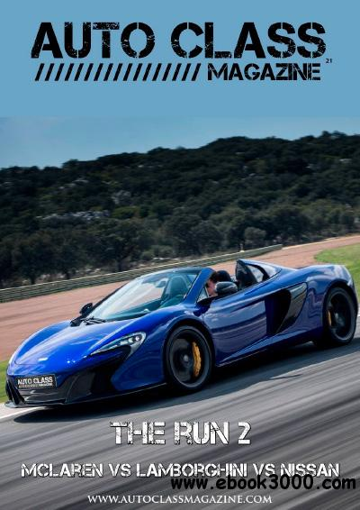 Auto Class Magazine - September 2014 free download