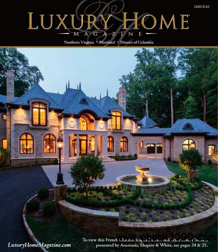Luxury Home Magazine Issue 8.5 2014 free download