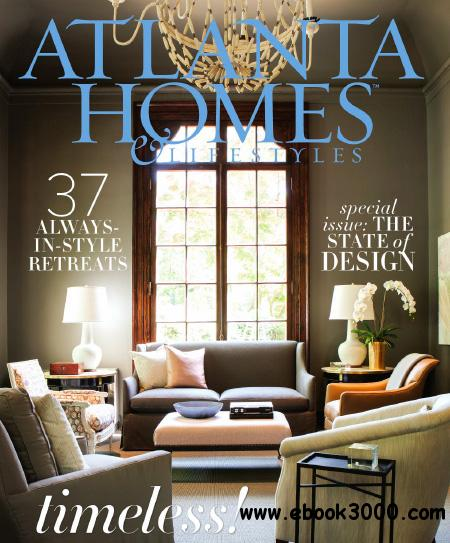 Atlanta Homes & Lifestyles - September 2014 free download