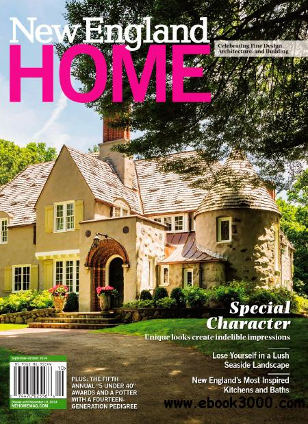 New England Home - September/October 2014 free download