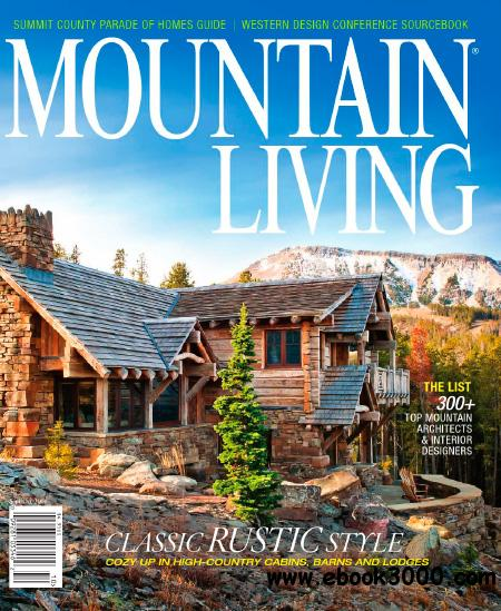 Mountain Living - September/October 2014 download dree