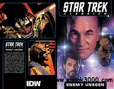 Star Trek Classics V2 Enemy Unseen (TPB) (2014) free download