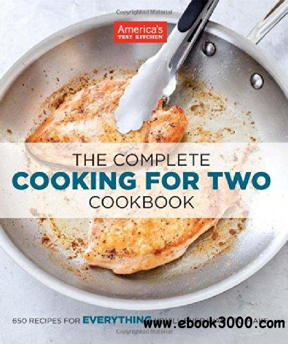 The Complete Cooking For Two Cookbook free download