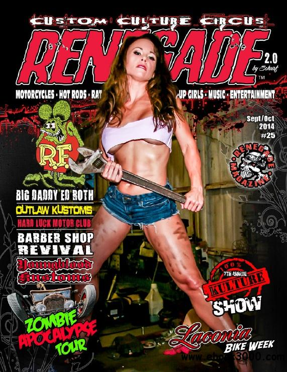 Renegade Magazine - September/October 2014 free download