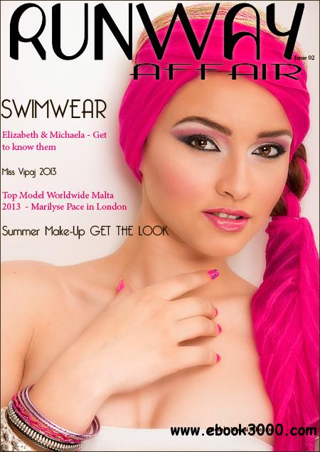 Runway Affair issue #02 2013 free download