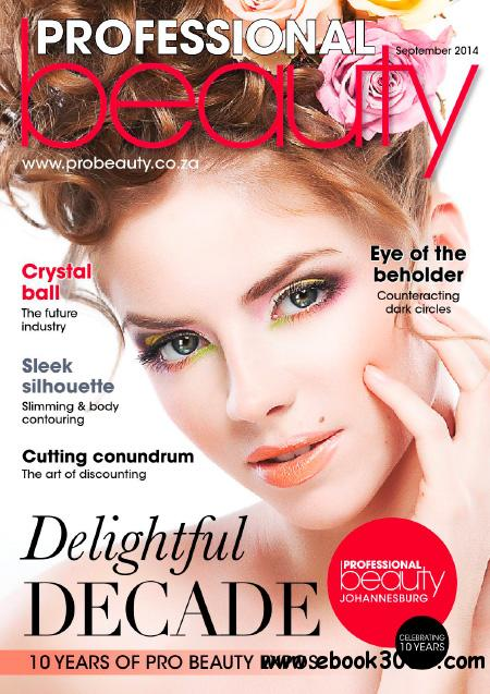 Professional Beauty South Africa - September 2014 free download