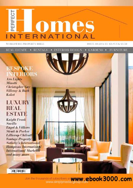 Perfect Homes International issue #10 2014 free download
