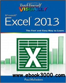 Teach Yourself Visually Excel 2013 free download