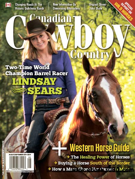 Canadian Cowboy Country - August/September 2014 free download