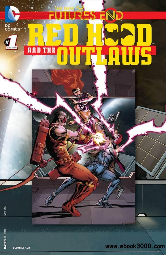 Red Hood and the Outlaws - Futures End 001 (2014) free download