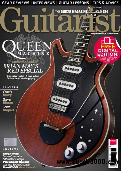 Guitarist - October 2014 free download