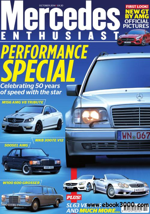 Mercedes Enthusiast - October 2014 free download