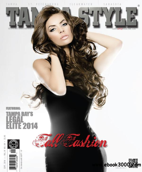 Tampa Style - September 2014 free download