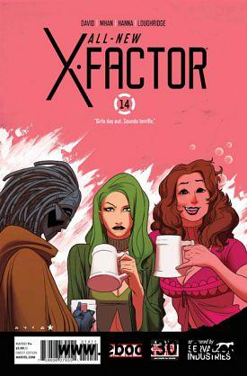 All-New X-Factor 014 (2014) free download